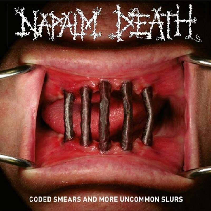 chronique Napalm Death - Coded Smears And More Uncommon Slurs
