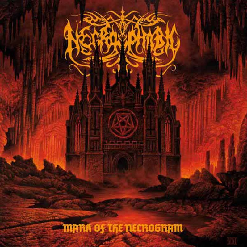 chronique Necrophobic - Mark of the Necrogram