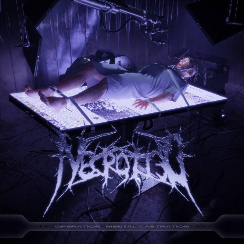 chronique Necrotted - Operation : mental Castration