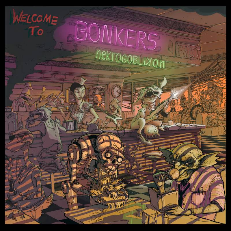 chronique Nekrogoblikon - Welcome to Bonkers