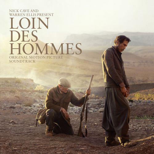 chronique Nick Cave And Warren Ellis - Loin Des Hommes B.O.F.