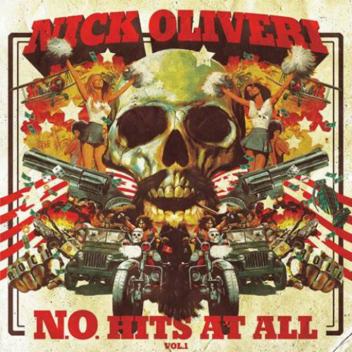 chronique Nick Oliveri - N. O. Hits At All Vol. 1