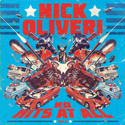 chronique Nick Oliveri - N. O. Hits At All Vol. 2