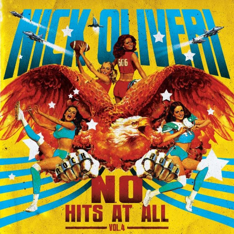 chronique Nick Oliveri - N. O. Hits at All Vol.4