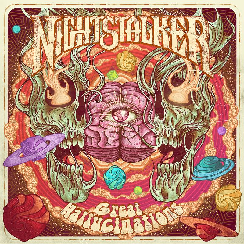 chronique Nightstalker - Great Hallucinations