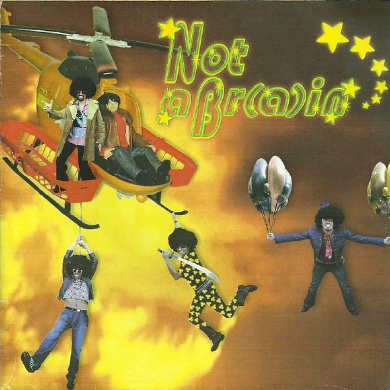 chronique Not A Br(a)in - Superdisco