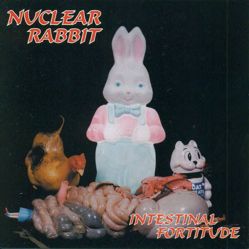 chronique Nuclear Rabbit - Intestinal Fortitude