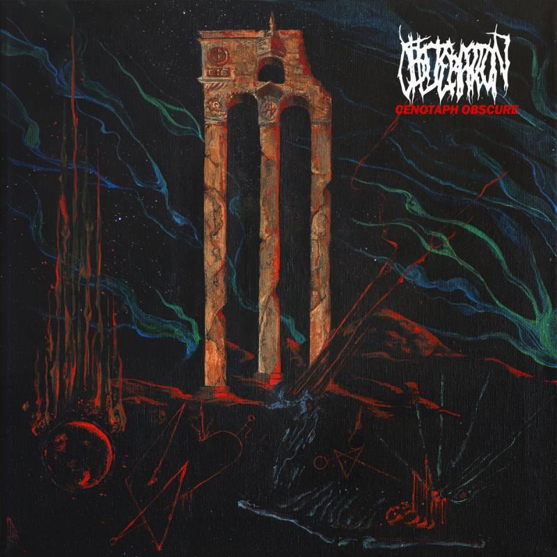 chronique Obliteration - Cenotaph Obscure