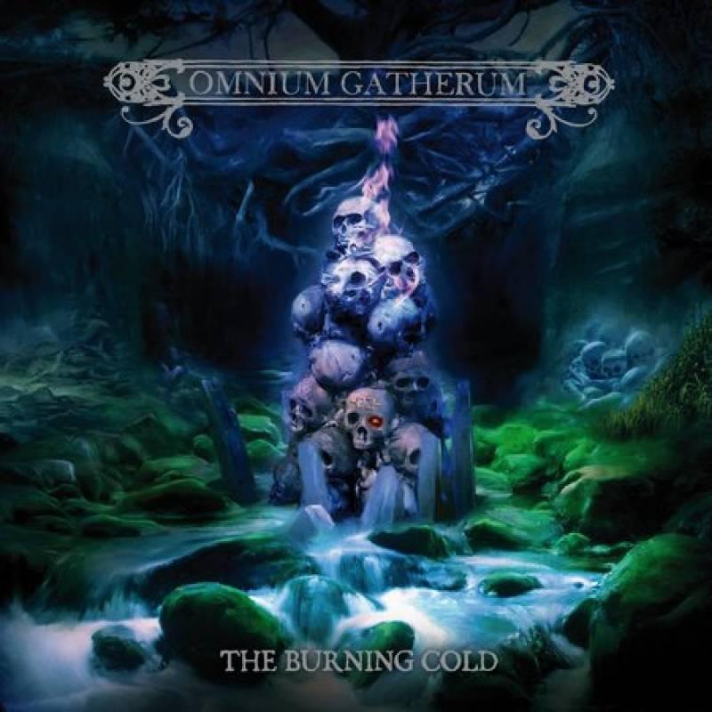 Omnium Gatherum - The Burning Cold (chronique)