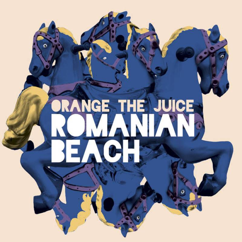 chronique Orange The Juice - Romanian Beach