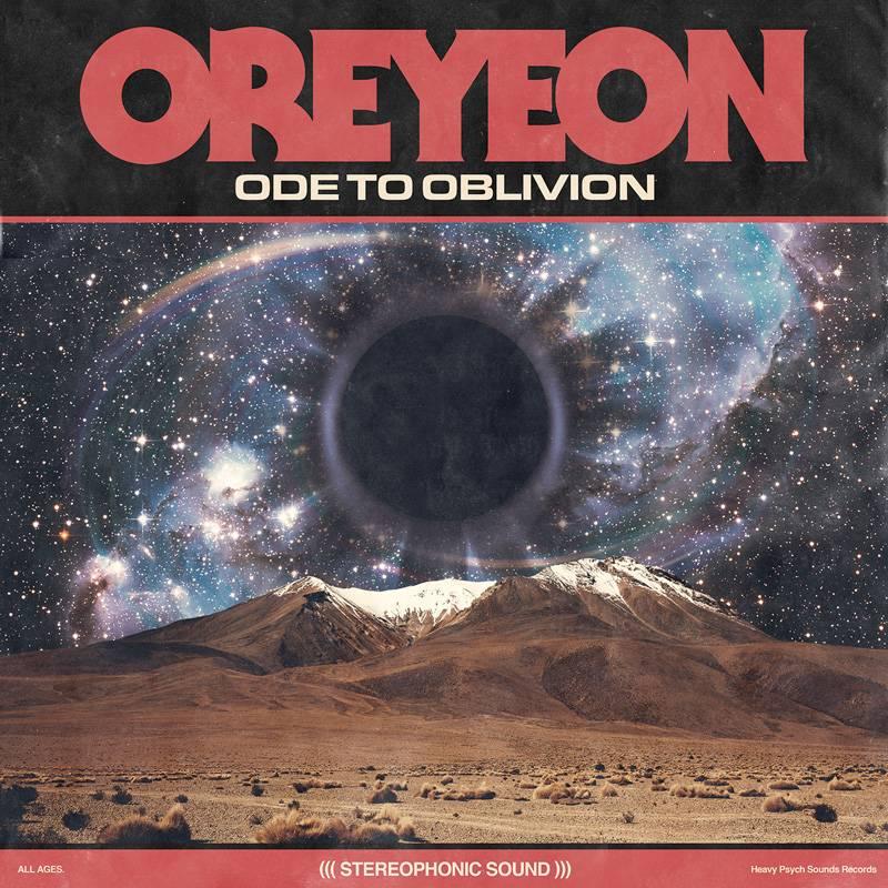 chronique Oreyeon - Ode to Oblivion