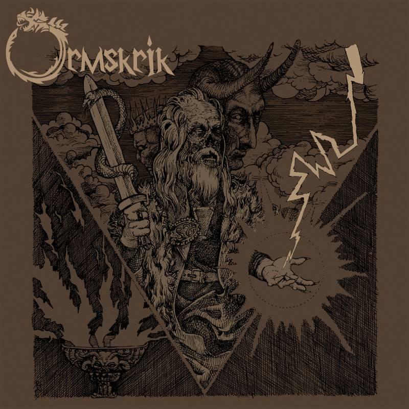 chronique Ormskrik - S/t