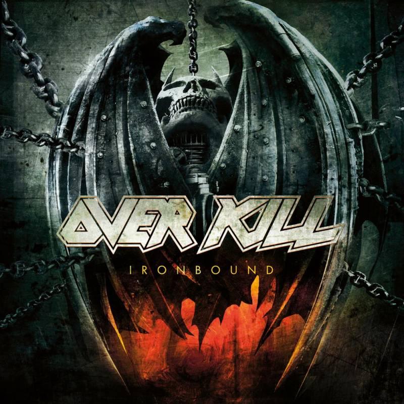 chronique Overkill - Ironbound