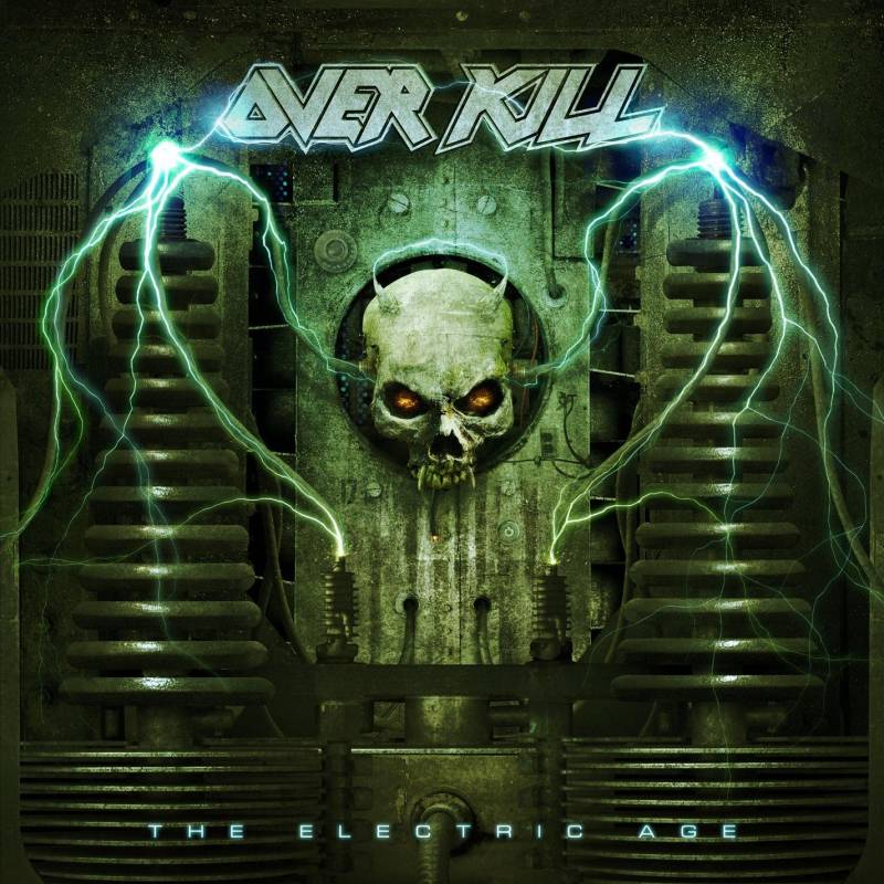 chronique Overkill - The Electric Age