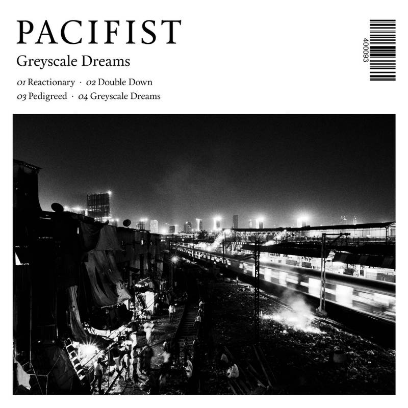 chronique Pacifist - Greyscale dreams