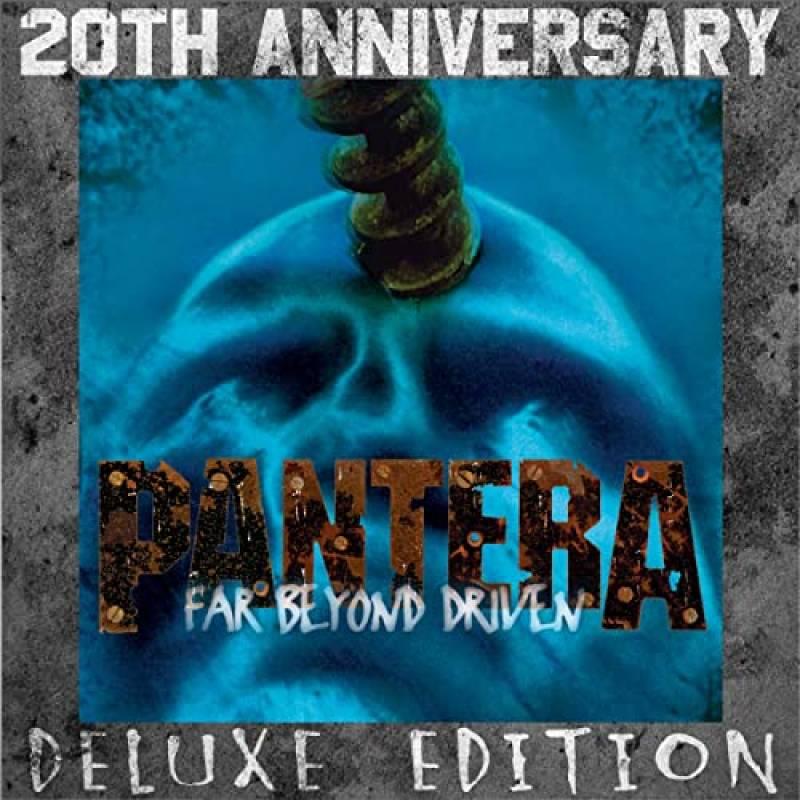 chronique Pantera - Far Beyond Driven - 20th Anniversary Edition