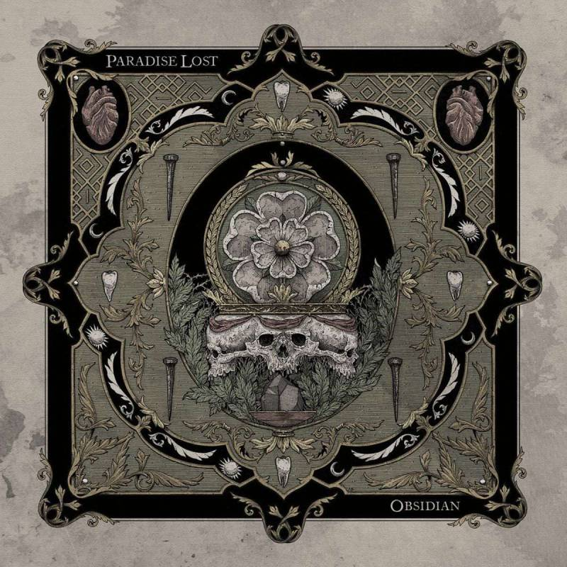 chronique Paradise Lost - Obsidian