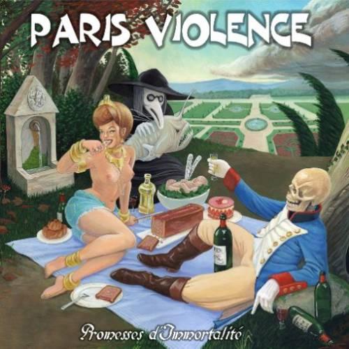 chronique Paris Violence - Promesses d'Immortalité