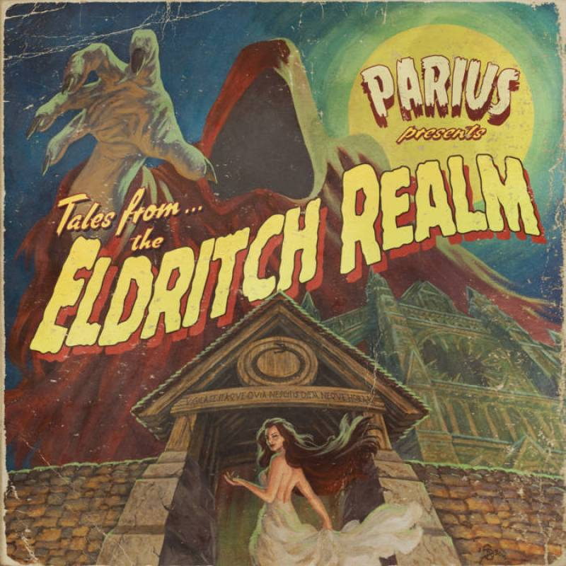 chronique Parius - The Eldritch Realm