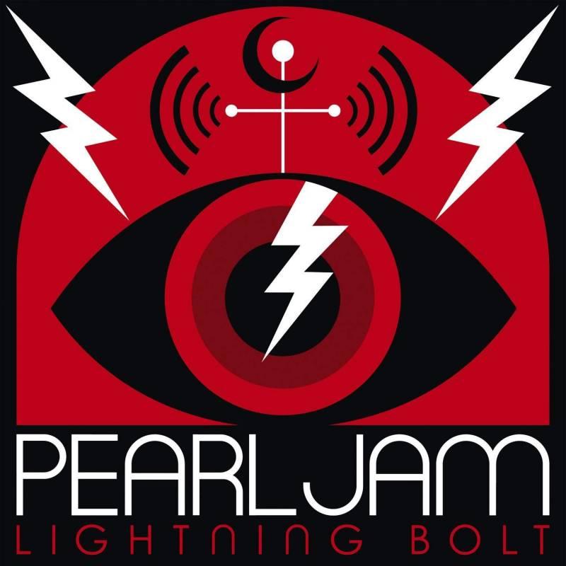 chronique Pearl Jam - Lightning bolt