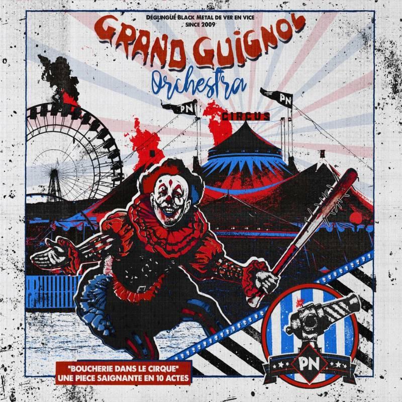 chronique Pensées Nocturnes - Grand Guignol Orchestra