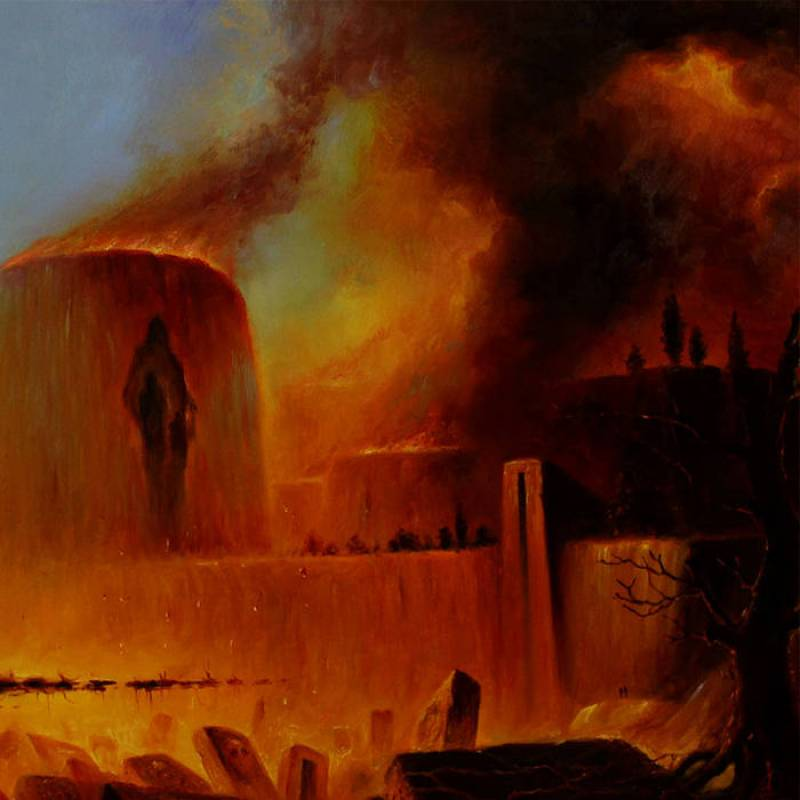chronique Pervy Perkin - Comedia: Inferno