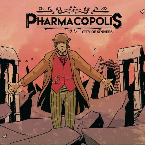 chronique Pharmacopolis - City Of Sinners