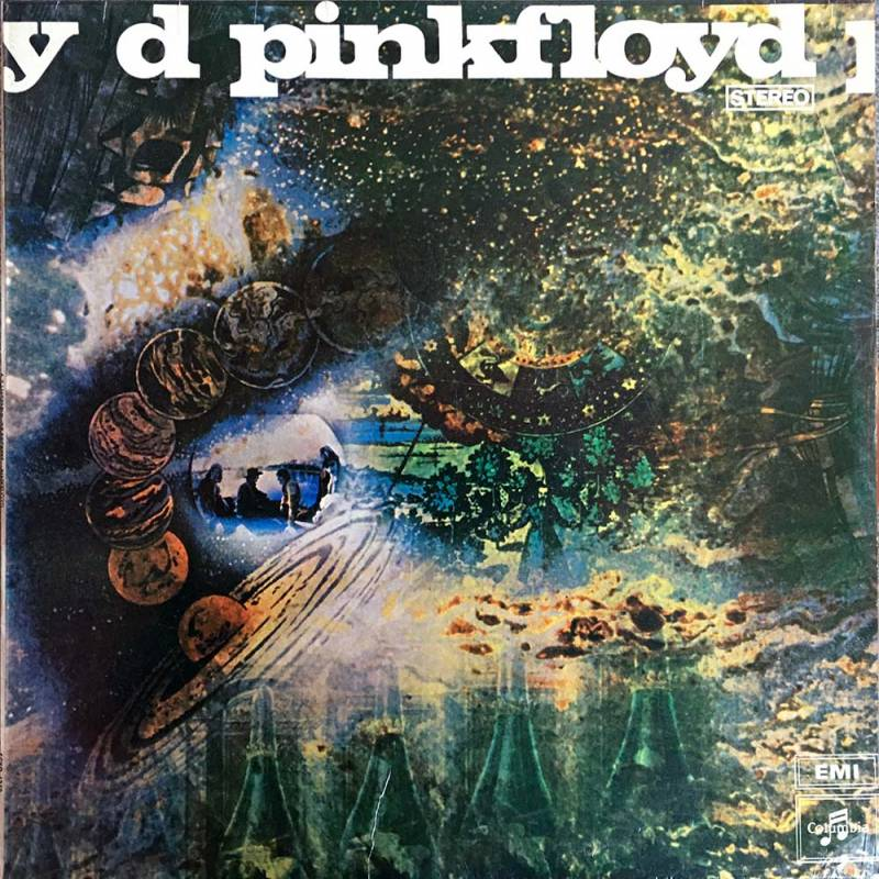 chronique Pink Floyd - A Saucerful Of Secrets