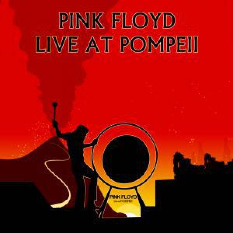 chronique Pink Floyd - Live at Pompeii