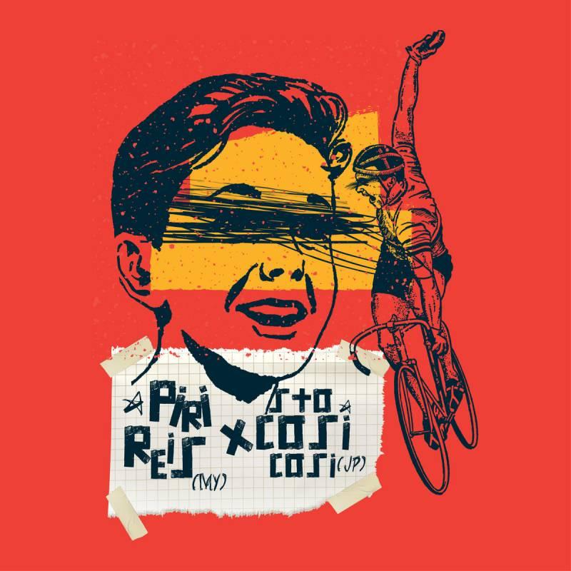 chronique Piri Reis -  Piri Reis / Sto Cosi Cosi Split