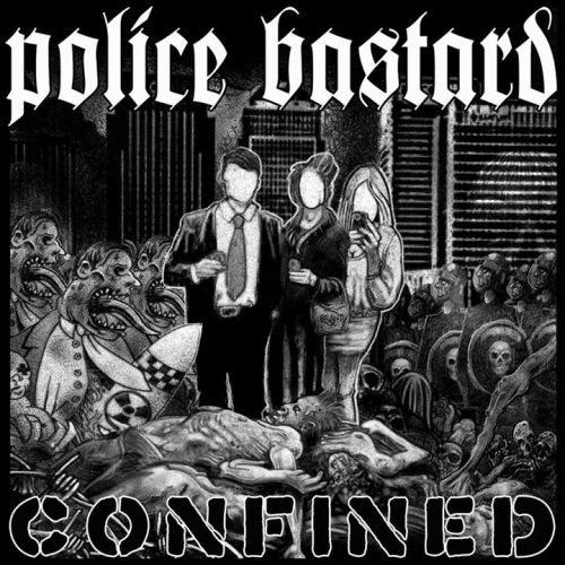 chronique Police Bastard - Confined