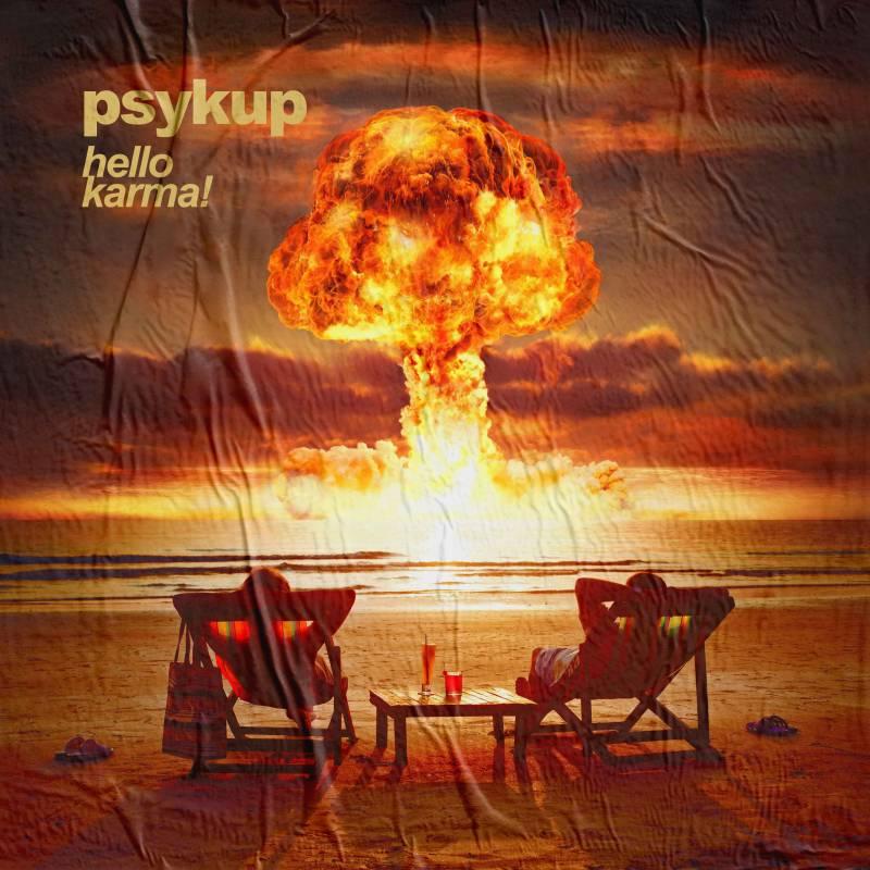chronique Psykup - Hello Karma!
