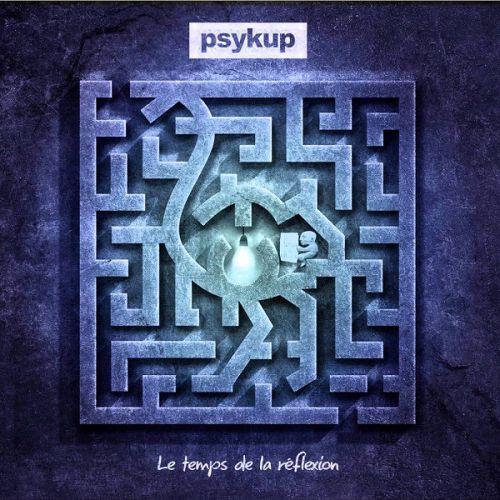 chronique Psykup - Le Temps de la Réflexion (Réédition)