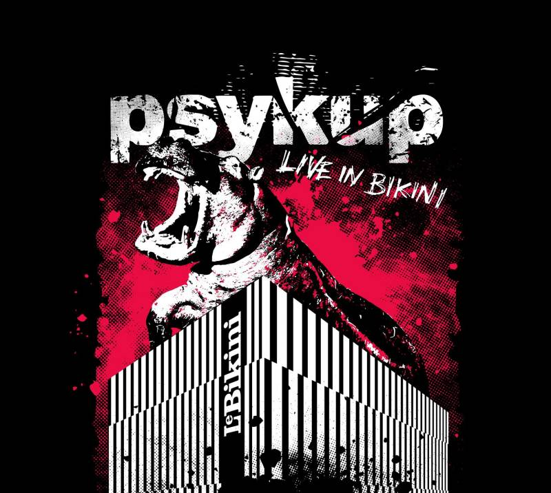 chronique Psykup - Live in Bikini