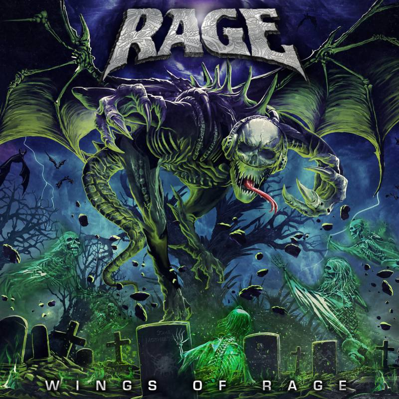 chronique Rage - Wings Of Rage
