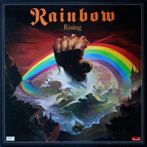 chronique Rainbow - Rising