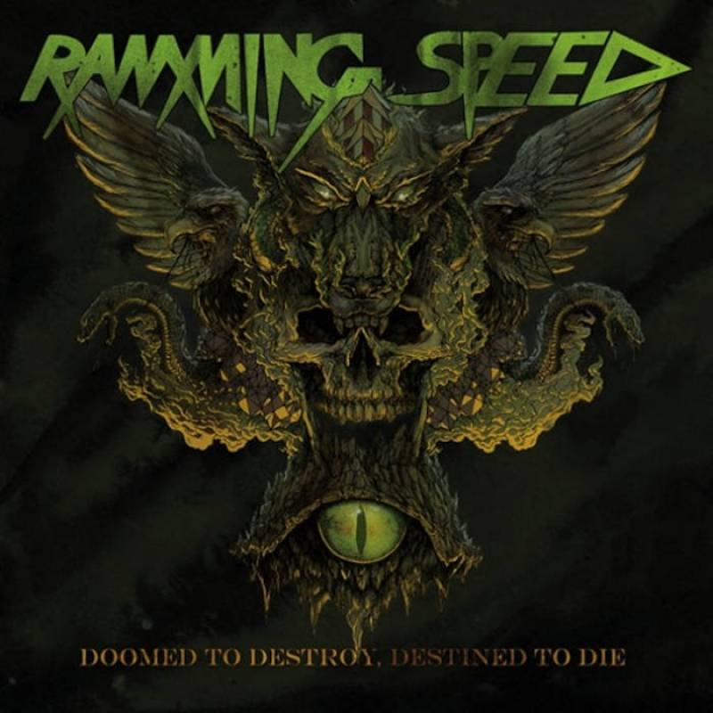 chronique Ramming Speed - Doomed To Destroy, Destined To Die