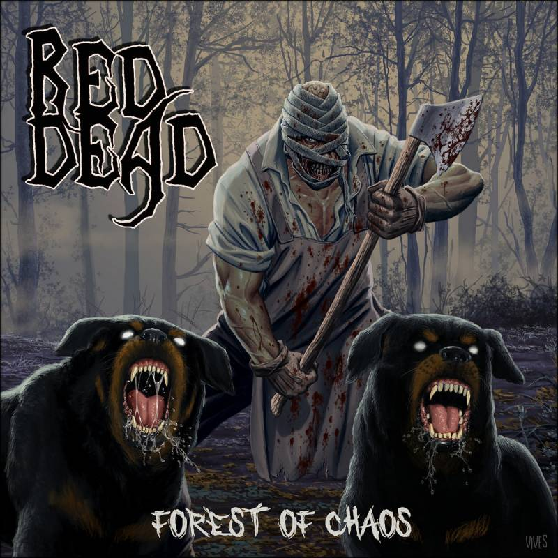 chronique Red Dead - Forest of Chaos