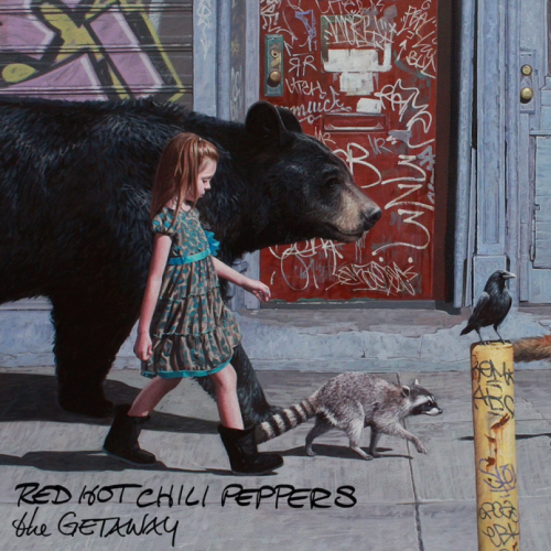 chronique Red Hot Chili Peppers - The Getaway