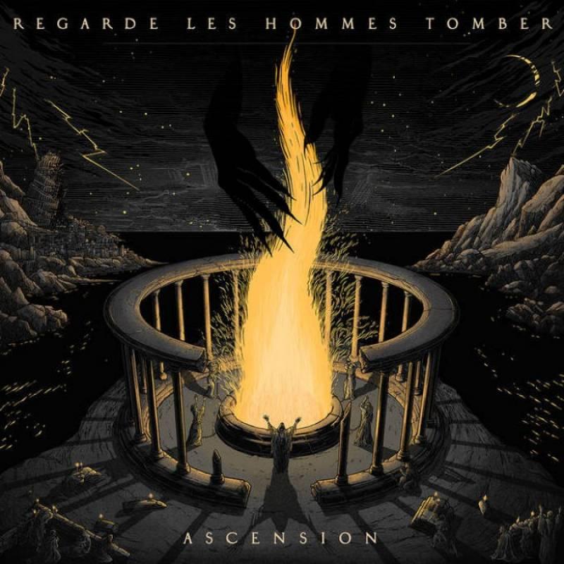 chronique Regarde Les Hommes Tomber - Ascension