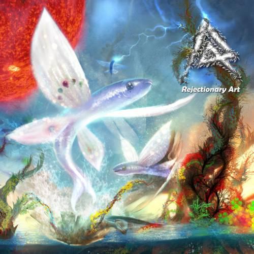 chronique Rejectionary Art - Exocoetidae: Flying Fish