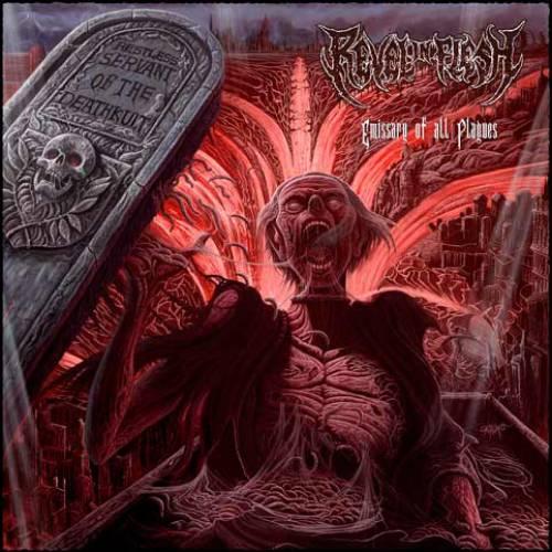 chronique Revel In Flesh - Emissary of All Plagues