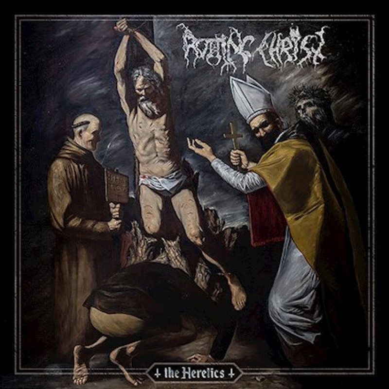 chronique Rotting Christ - The Heretics
