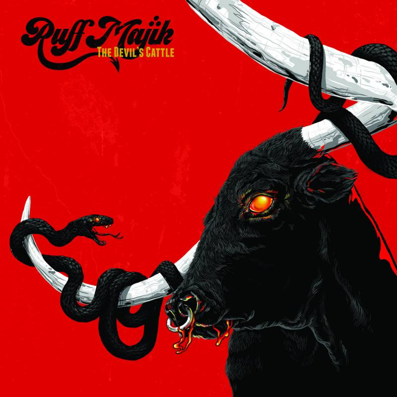 chronique Ruff Majik - The Devil's Cattle