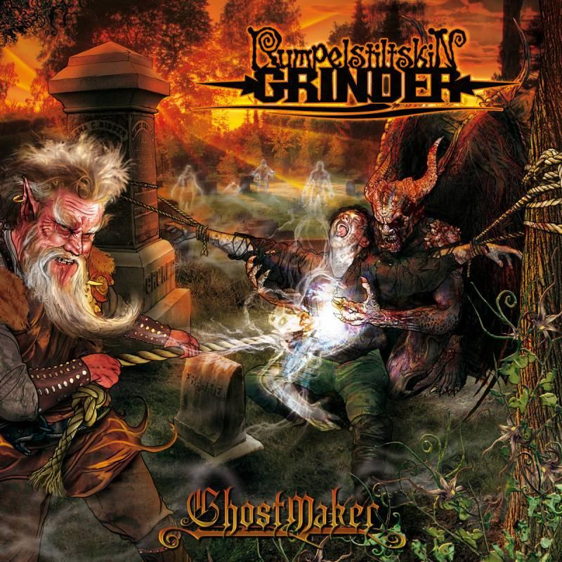 chronique Rumpelstiltskin Grinder - Ghostmaker