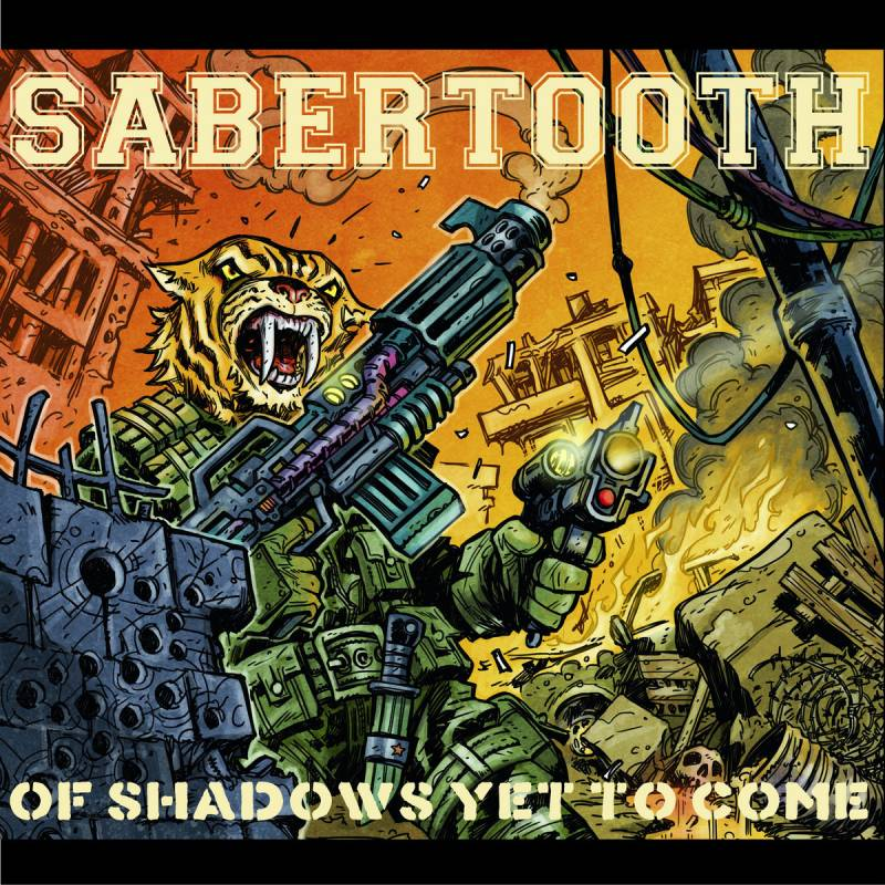 chronique Sabertooth - Of Shadows Yet To Come