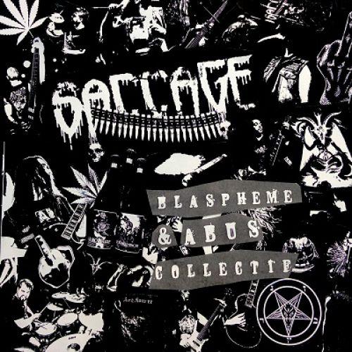chronique Saccage - Blasphème Et Abus Collectif (live demo)
