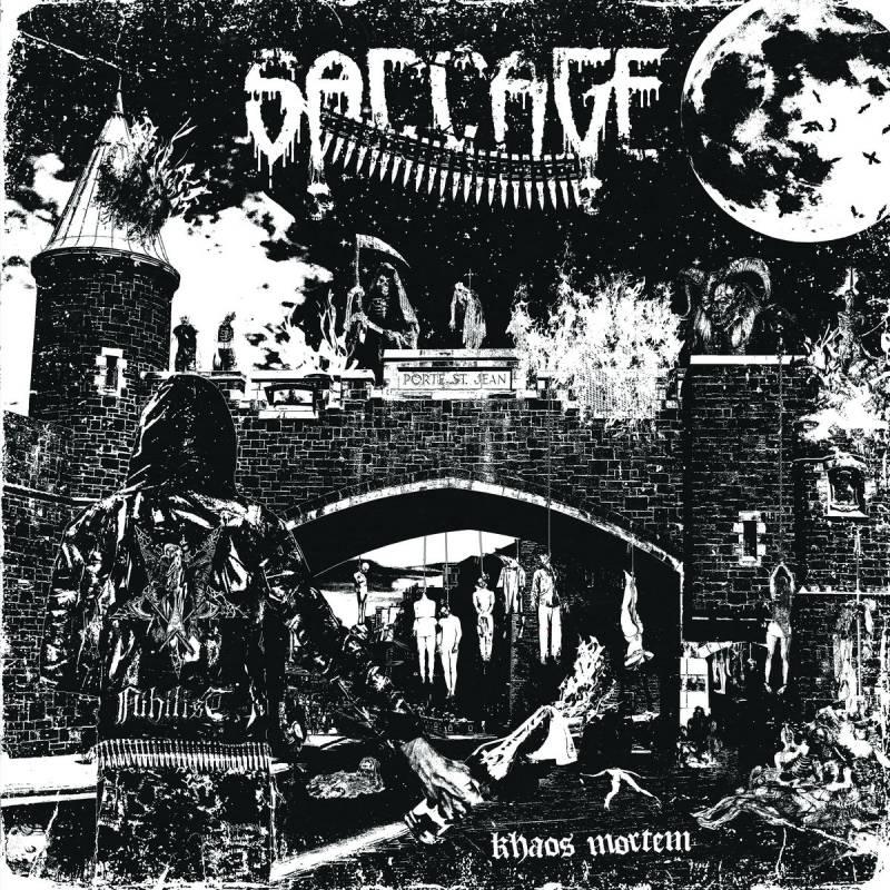 chronique Saccage - Khaos Mortem