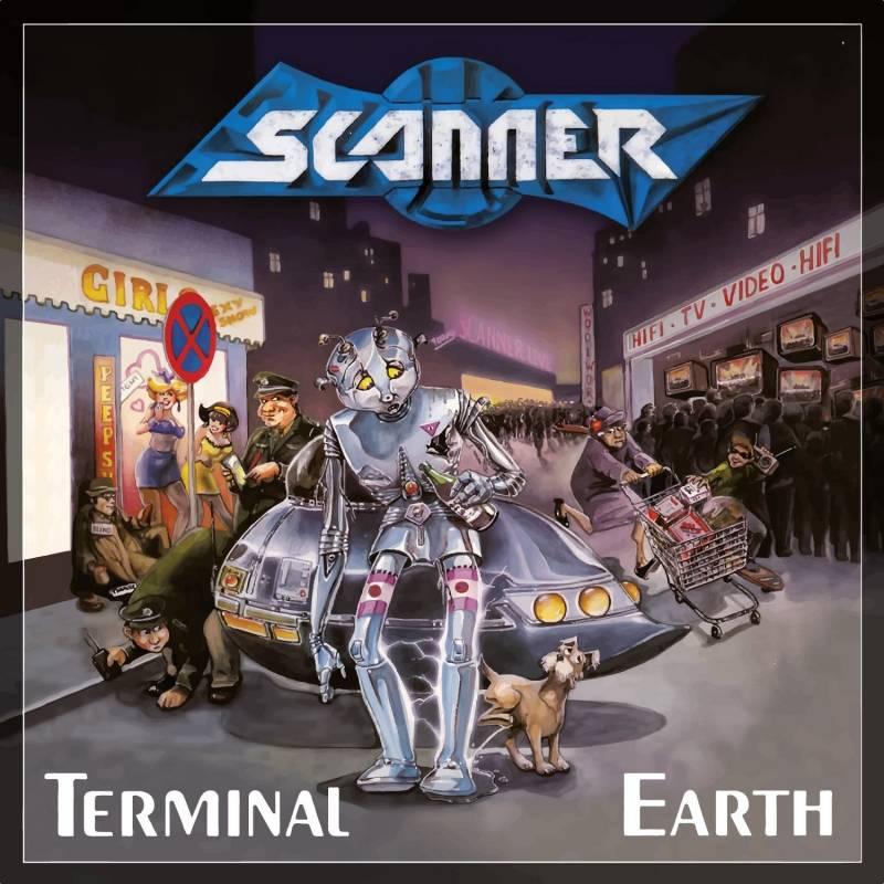 chronique Scanner - Terminal Earth