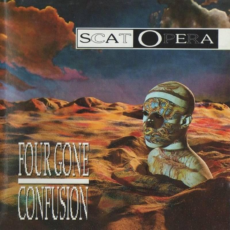 chronique Scat Opera - Four Gone Confusion